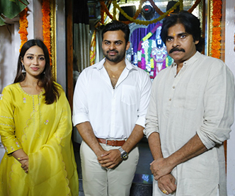 Pawan Kalyan claps for Sai Dharam Tej Deva Katta Movie