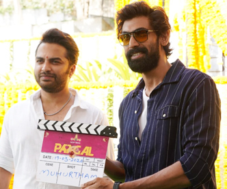 Vishwak Sen Paagal Movie Launch