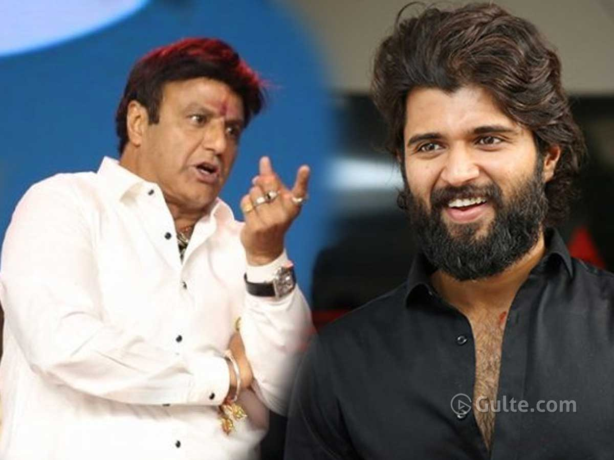 Balayya And Vijay Devarakonda Should Break Silence