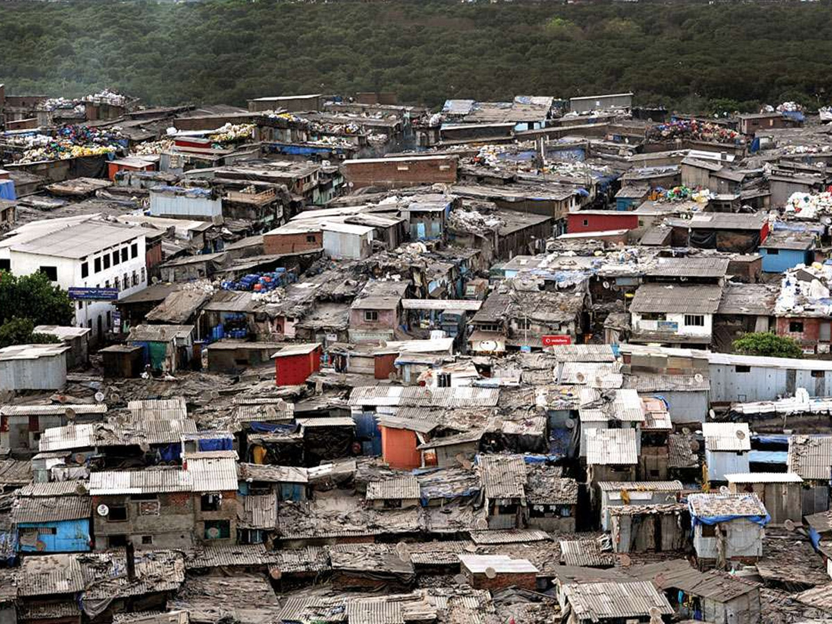 First Coronavirus Death In Asia's Biggest Slum Dharavi