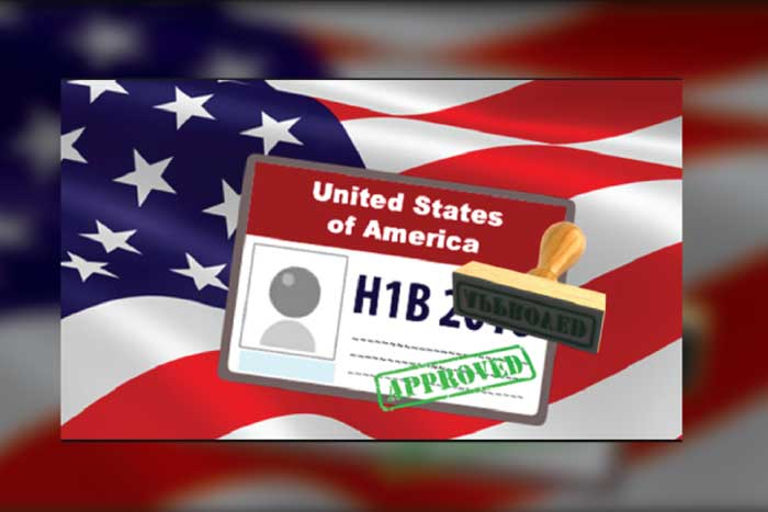 More than 67% of H1B visa registrants are Indians