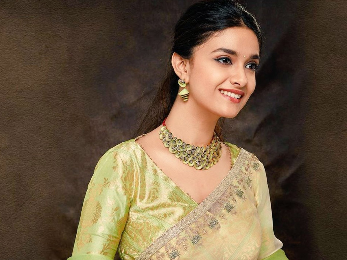 Keerthy Suresh is marrying a business man?