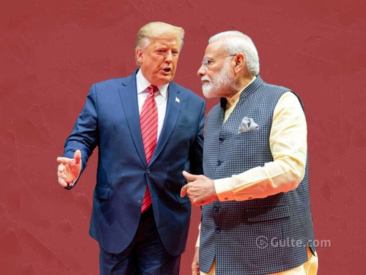 Corona: Trump requests Modi to supply that drug