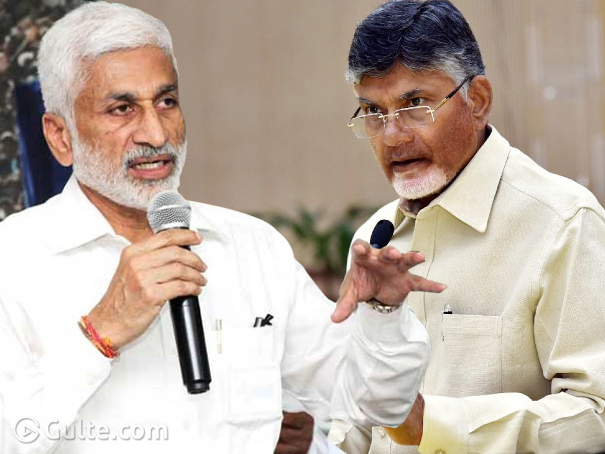 Reddy's 4 Tweets : How He Targets Chandrababu