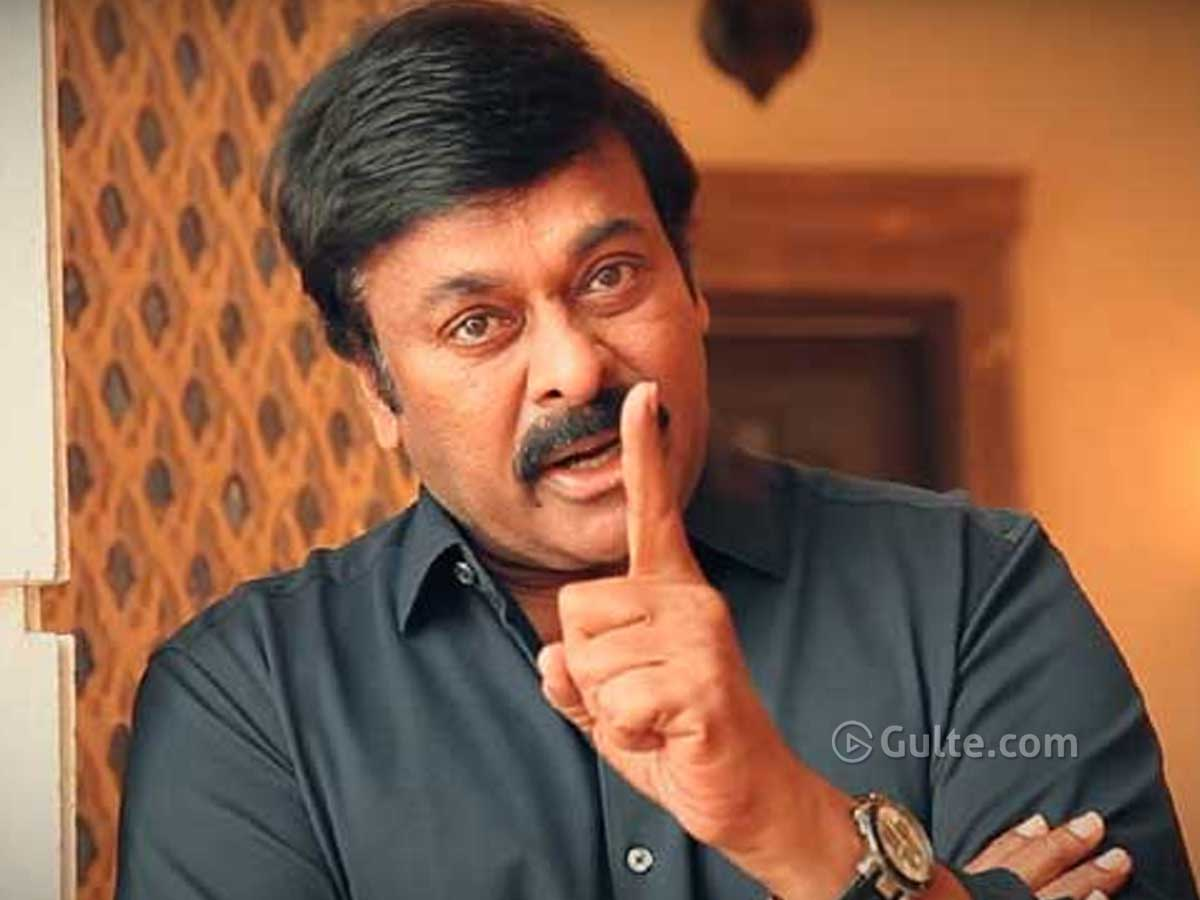 Buzz: Chiru Calling Up Star Heroines For Donations