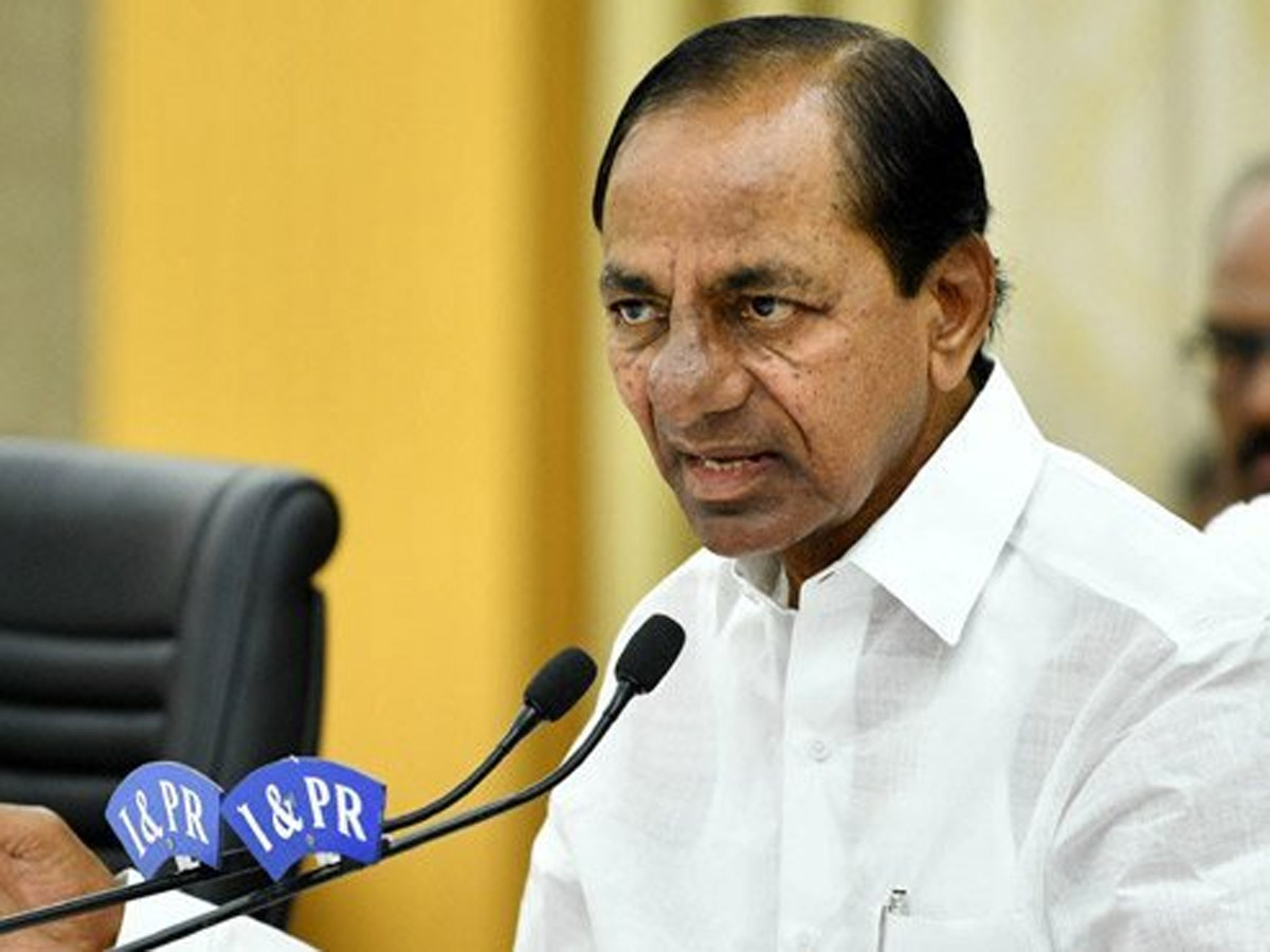 Tweet On Telangana Lockdown, CM KCR Slams in Live