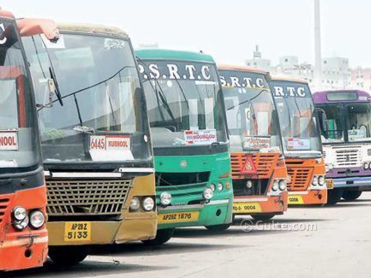 APSRTC opens booking from April 15th