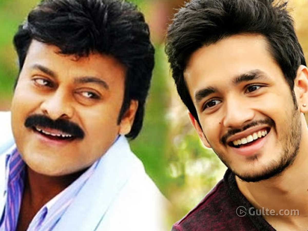 Akhil is Just Like Our Son - Chiru, Surekha