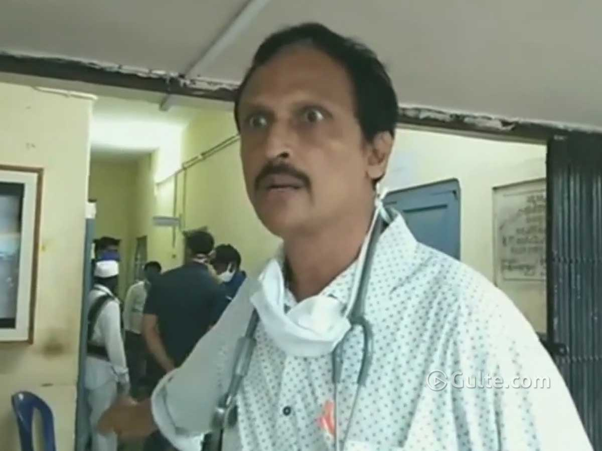 Andhra's 'Viral' Doctor suspended