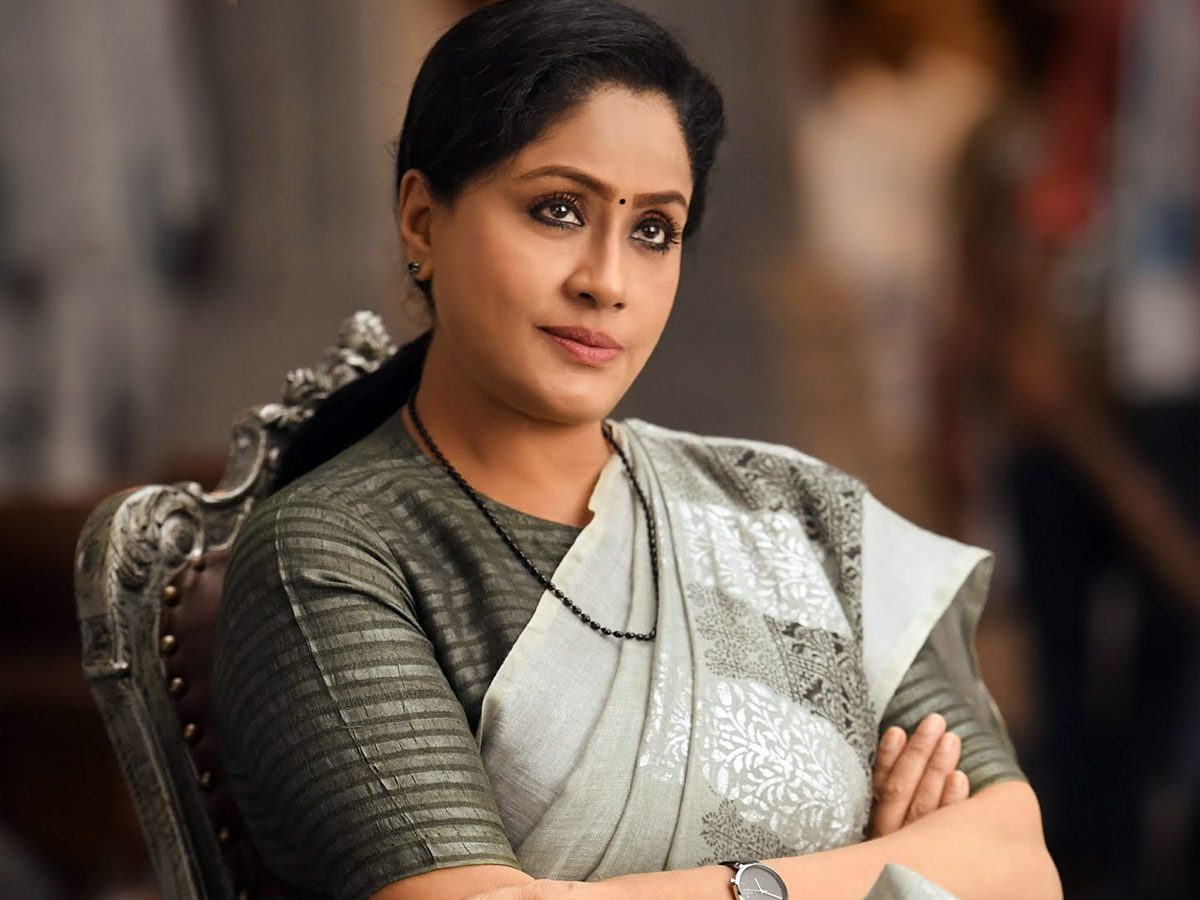 Vijayashanti's Demands, Producers Scared