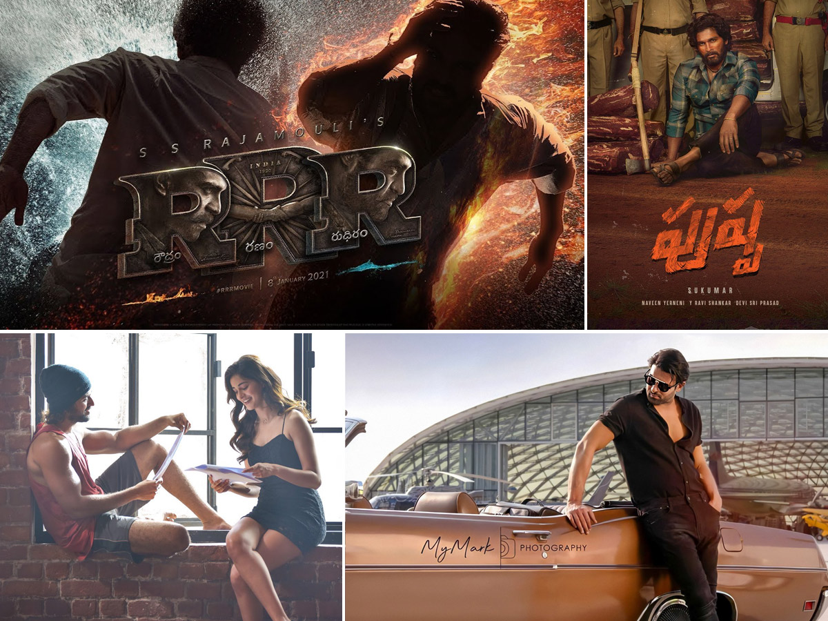 Tollywood Targeting Whole Of India With Four Films