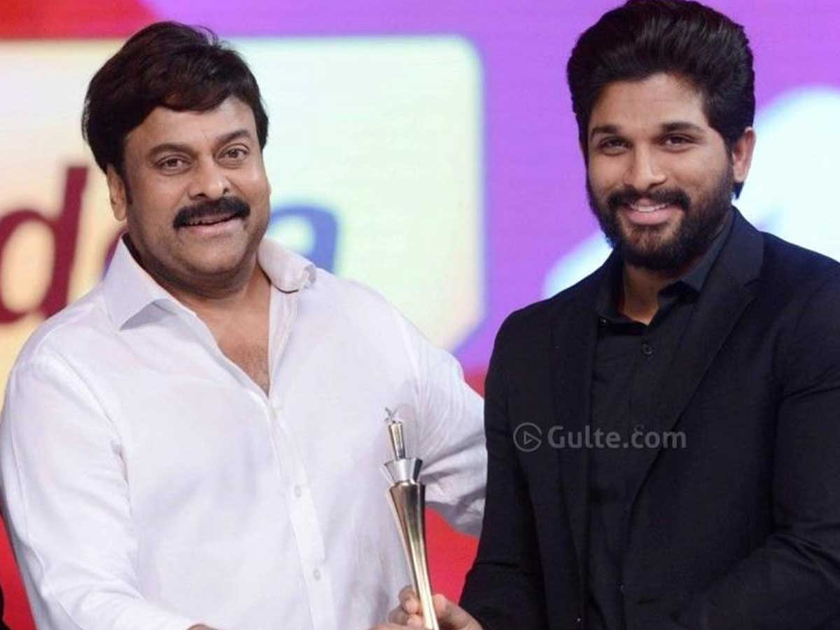 Chiru Says All Is Well Between Him And The Allus