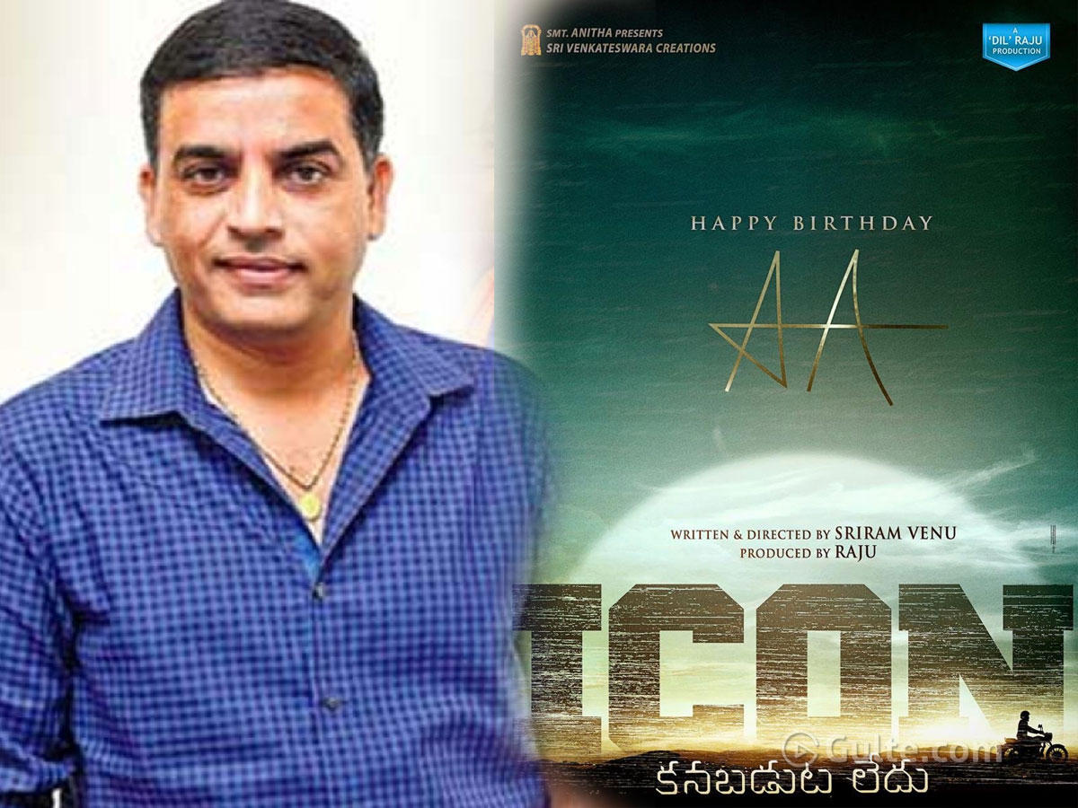 Dil Raju Reminds Bunny About ICON?