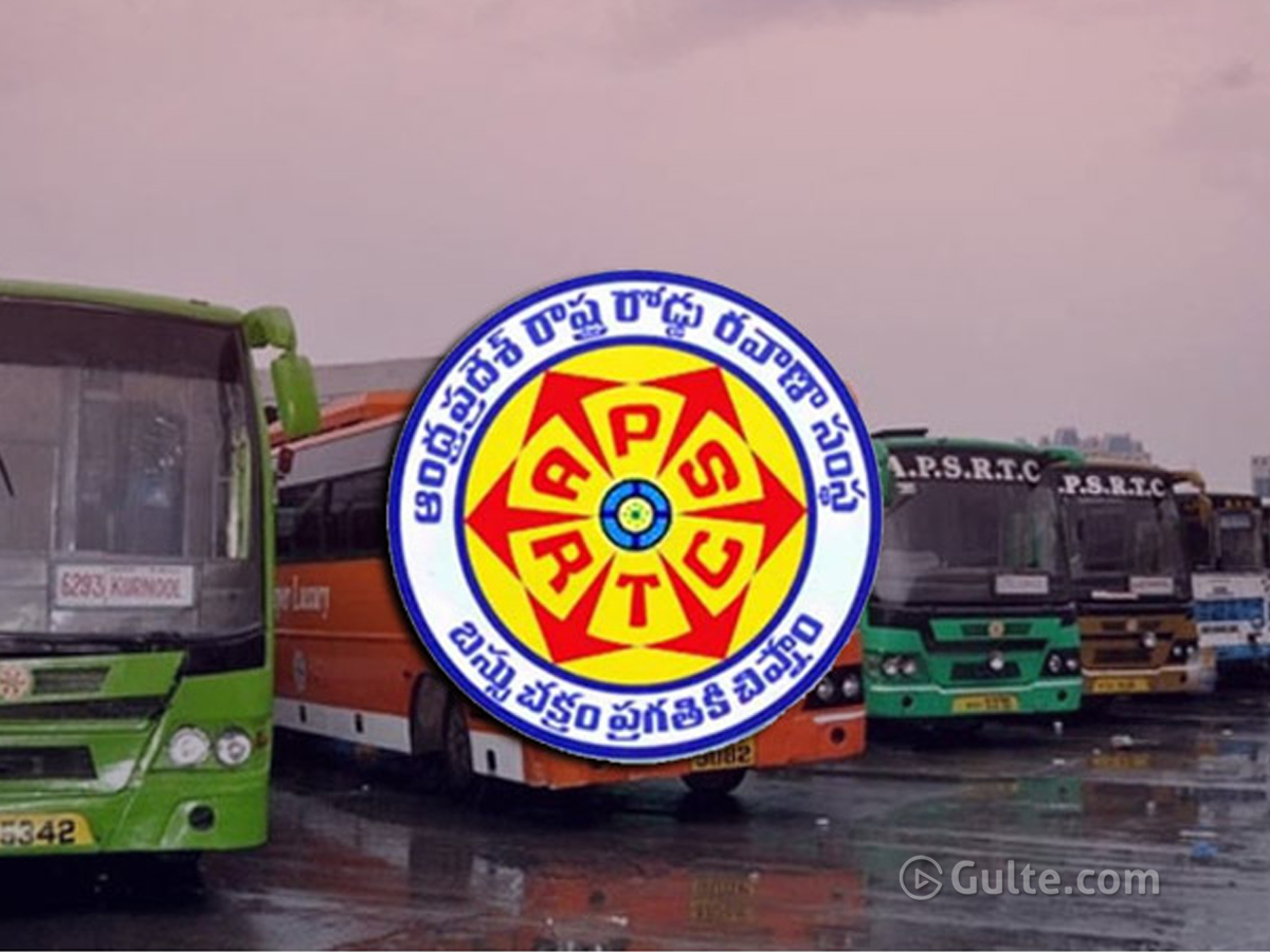 APSRTC halt bookings! Indicates Lockdown Extension?
