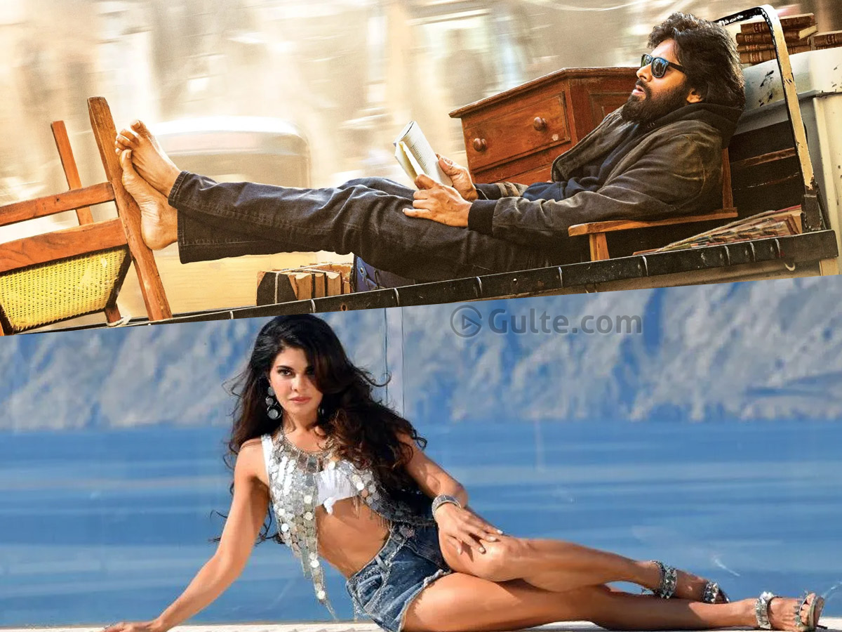 Bollywood Heroine Saves 40 Days For Pawan Kalyan