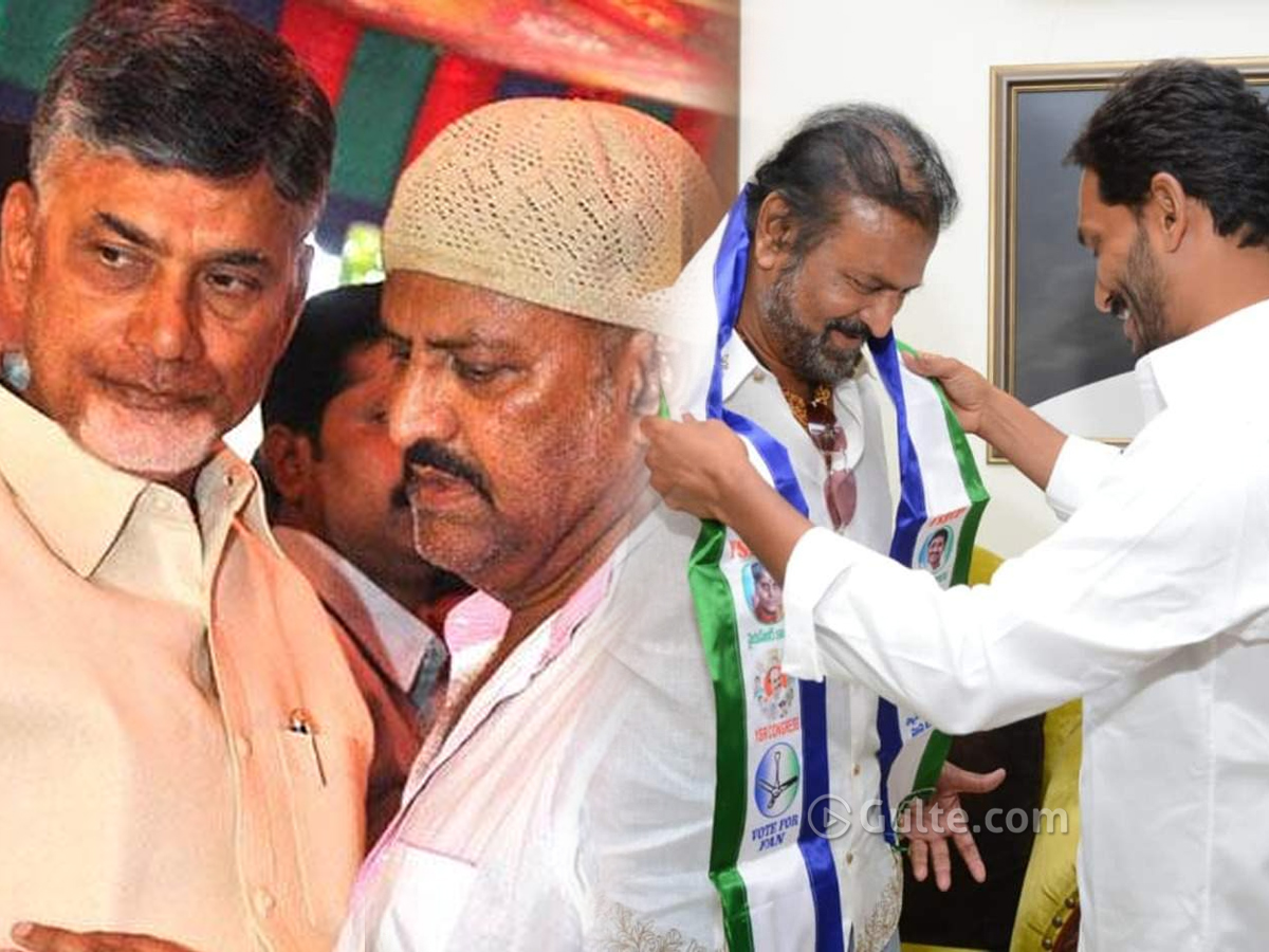 Fees Fight: Babu Blames Officials, But not Jagan!