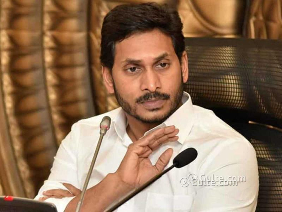 Media Leaks Changed Jagan's Plan?
