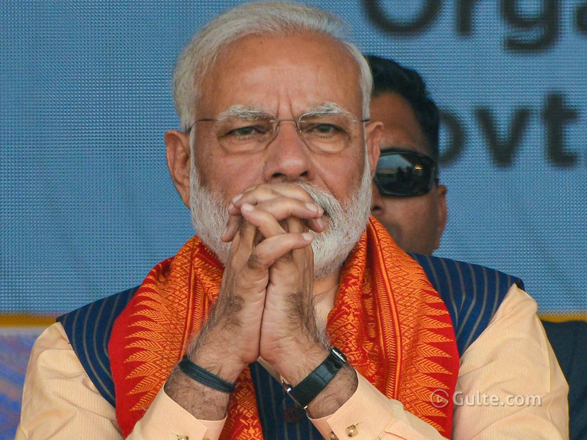 Modi's Twist: Relaxations To Lock Down?