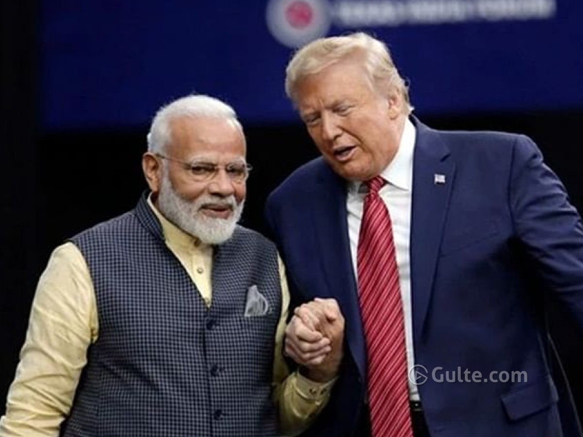 Trump's return gift to India
