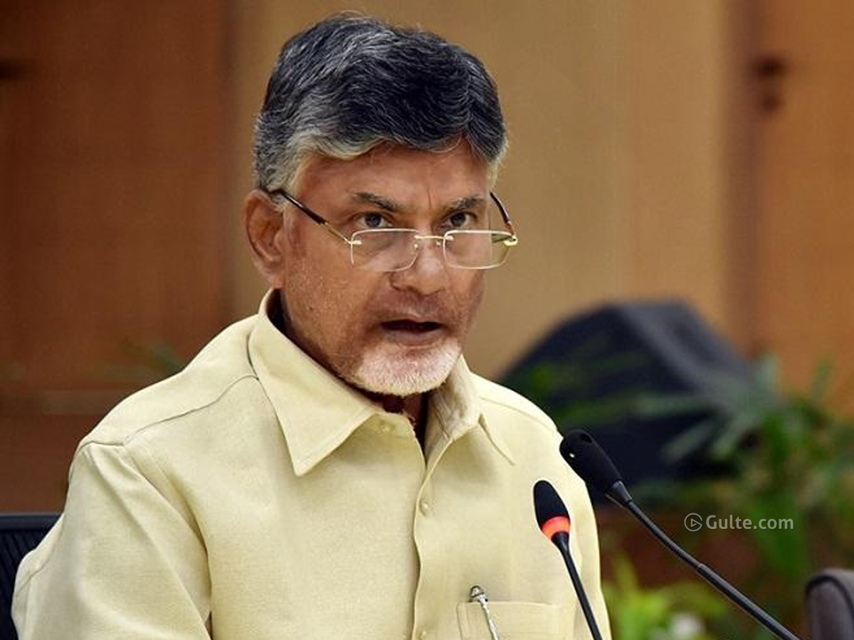 Chandrababu Suffering From Identity Crisis?