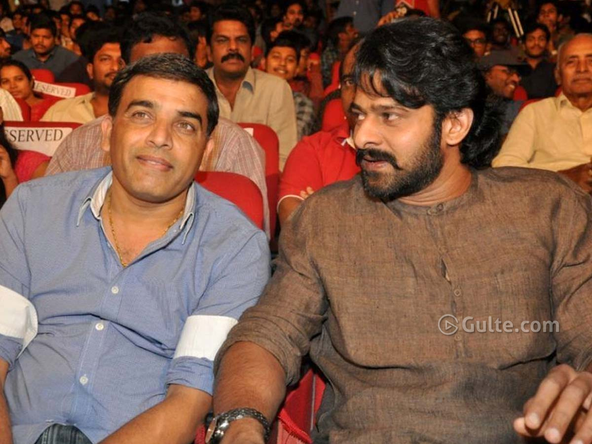 There's No End To Dil Raju's Chase For Prabhas