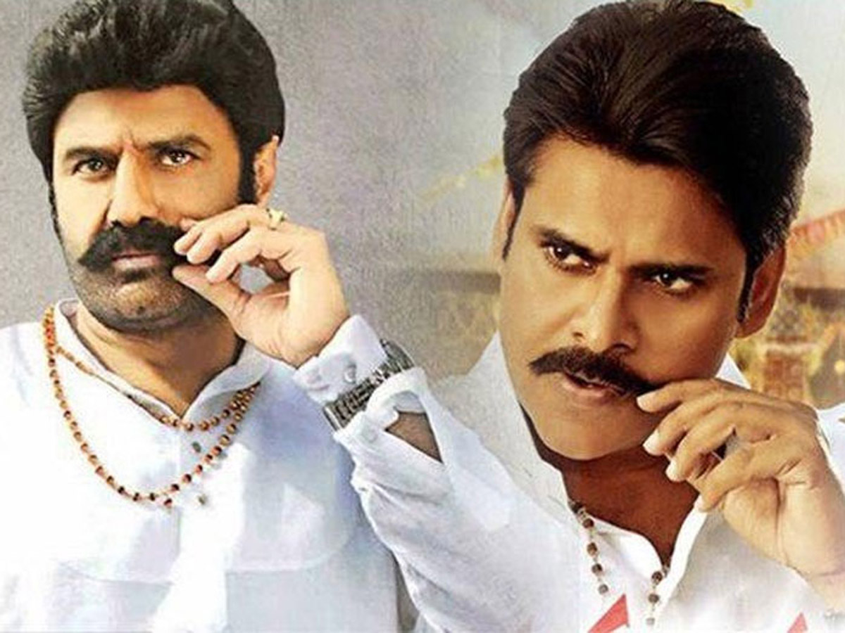 Heroines troubles for Balayya and Pawan!