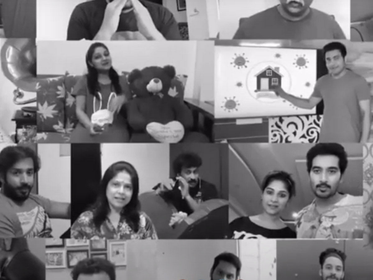 Video Talk: TV Actors Rock With B&W Short Film