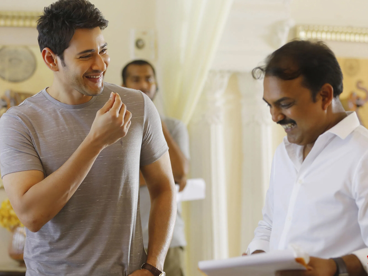 'If Charan Is Busy, I'm There For Acharya': Mahesh