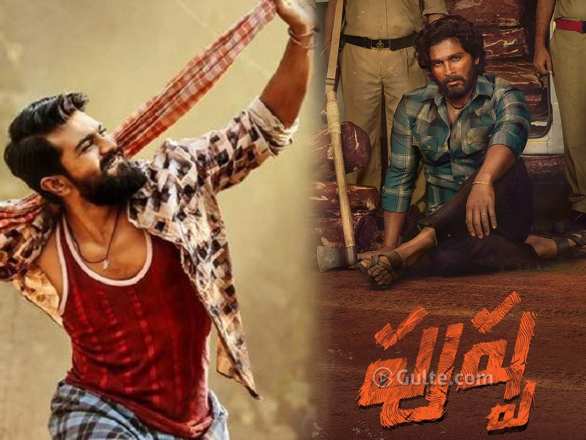Every 'Pushpa' Update Is Sounding Like 'Rangasthalam'