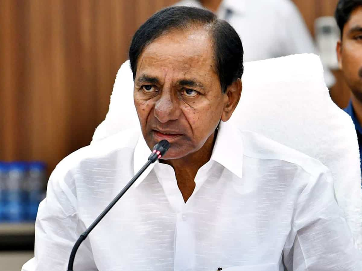 Why KCR's Press meet is a huge hit?