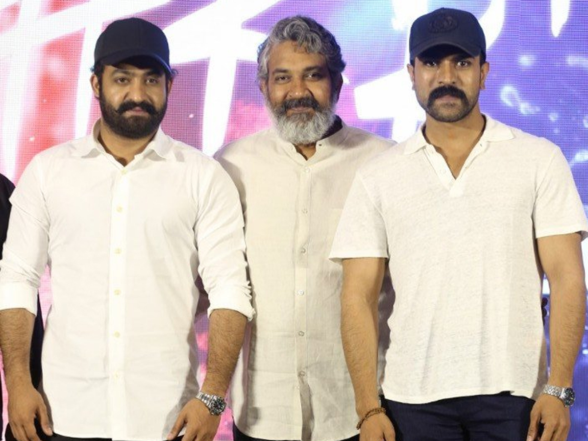 #RRR Is Not Patriotic Film, Clarifies Rajamouli