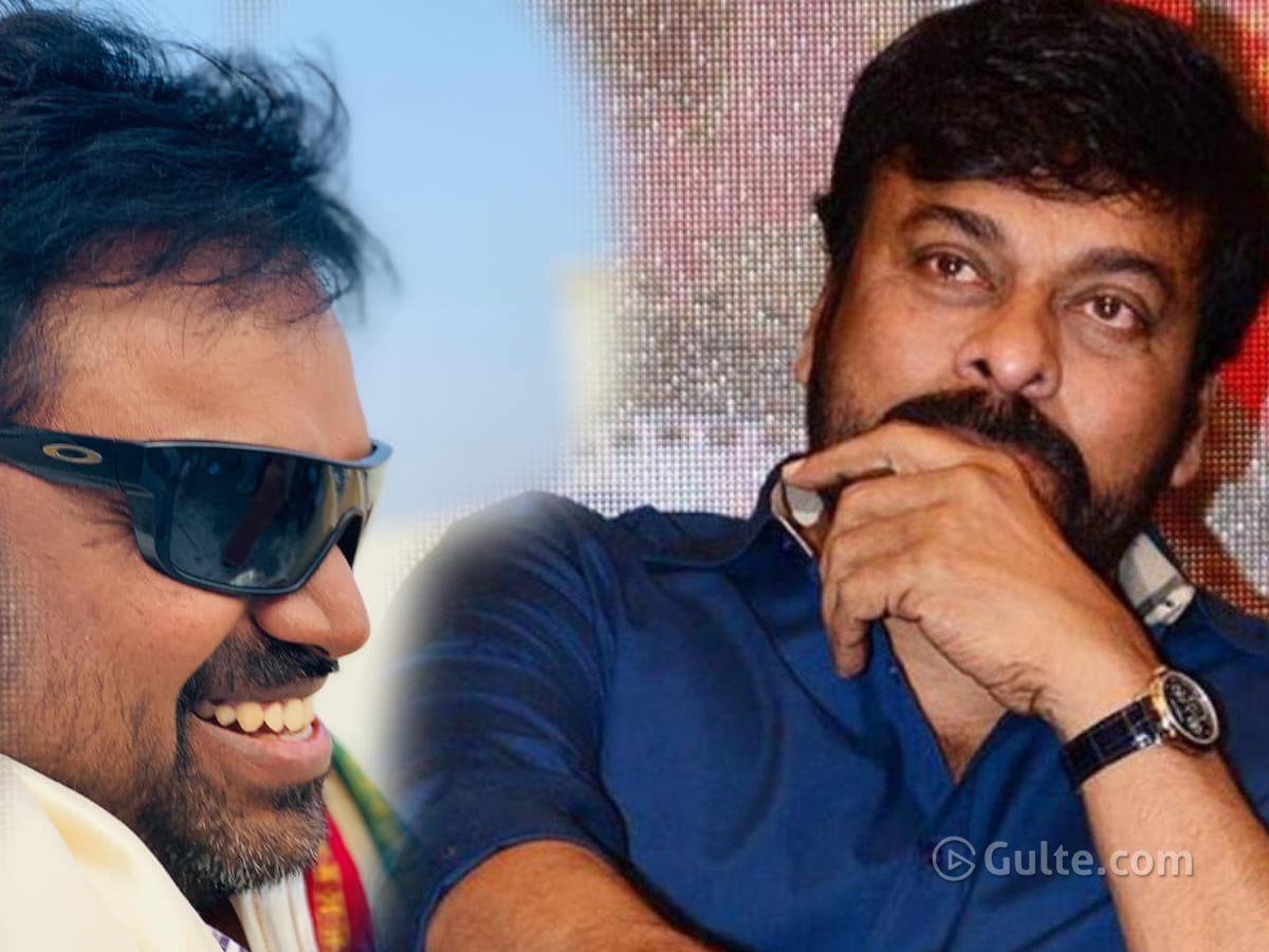 Chiru Confirms Film With Meher Ramesh