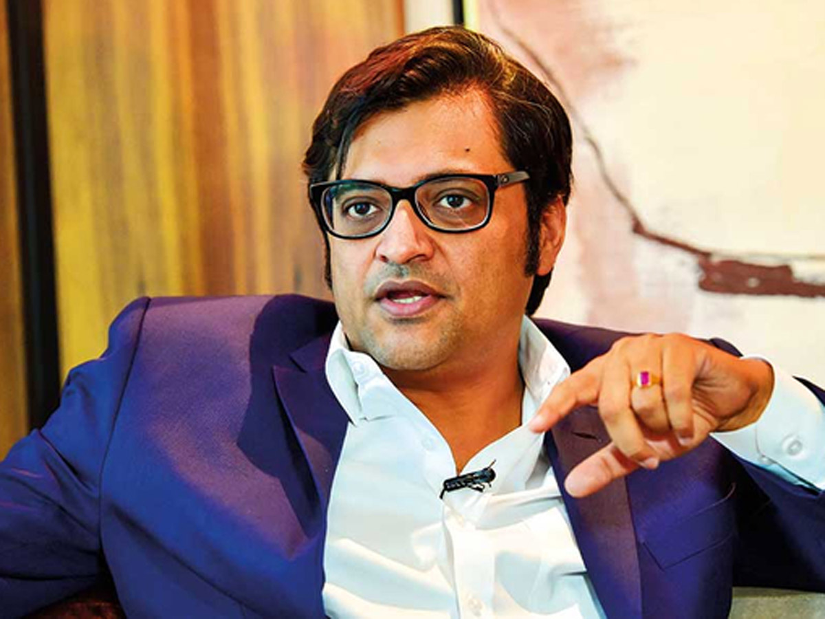 Arnab Resigns To Editors Guild on Live Television