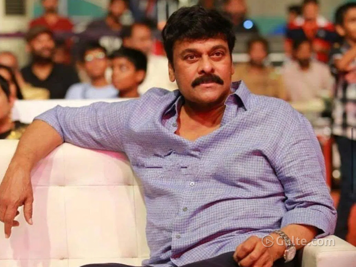 They Can't Disturb My Peace Of Mind -Megastar Chiru