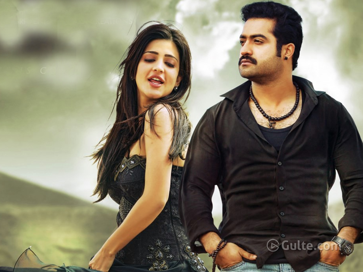 Buzz: Jr NTR To Team Up With Shruti Haasan