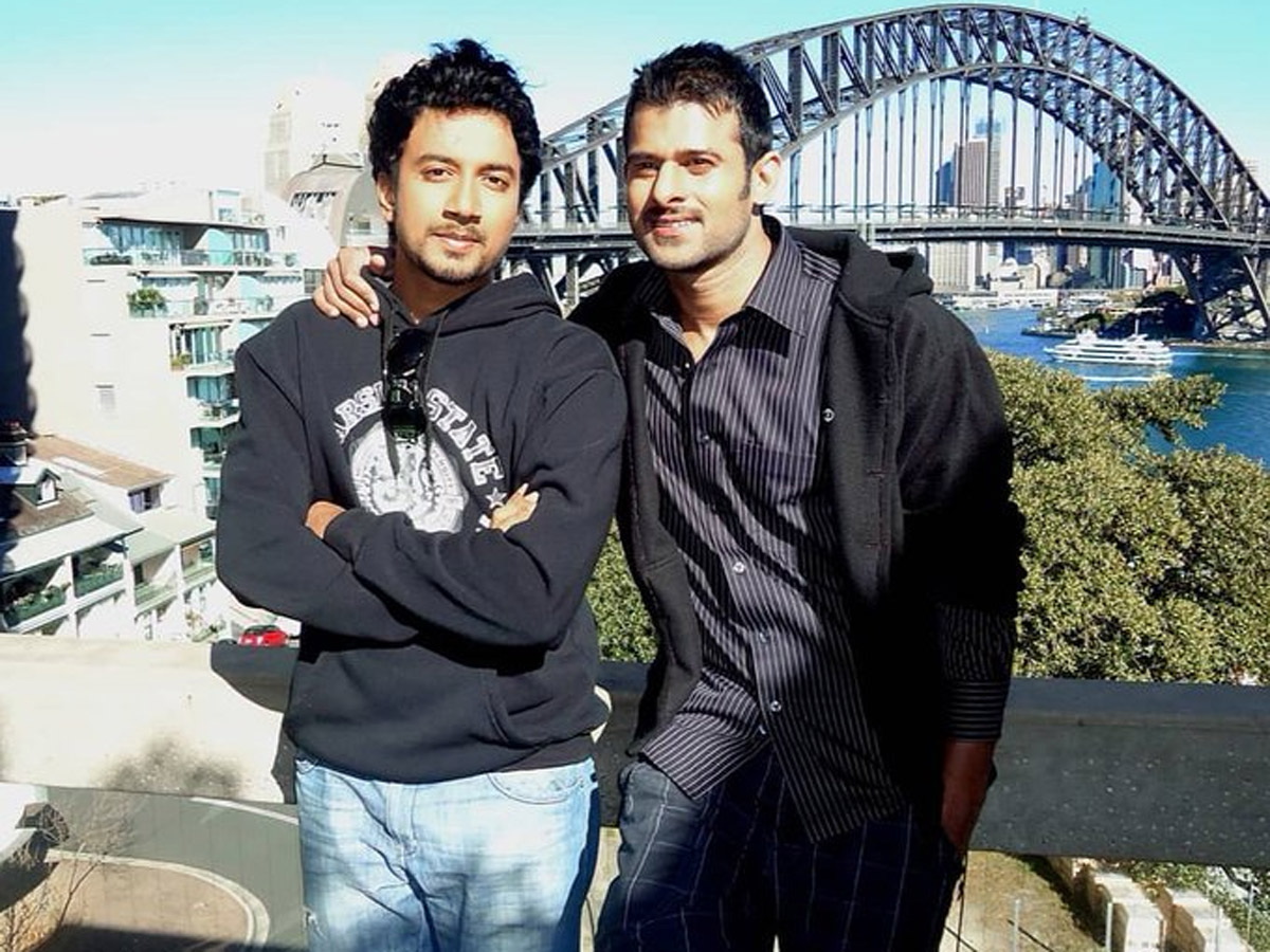 Pic Talk: From Prabhas' Friend To Solo Hero