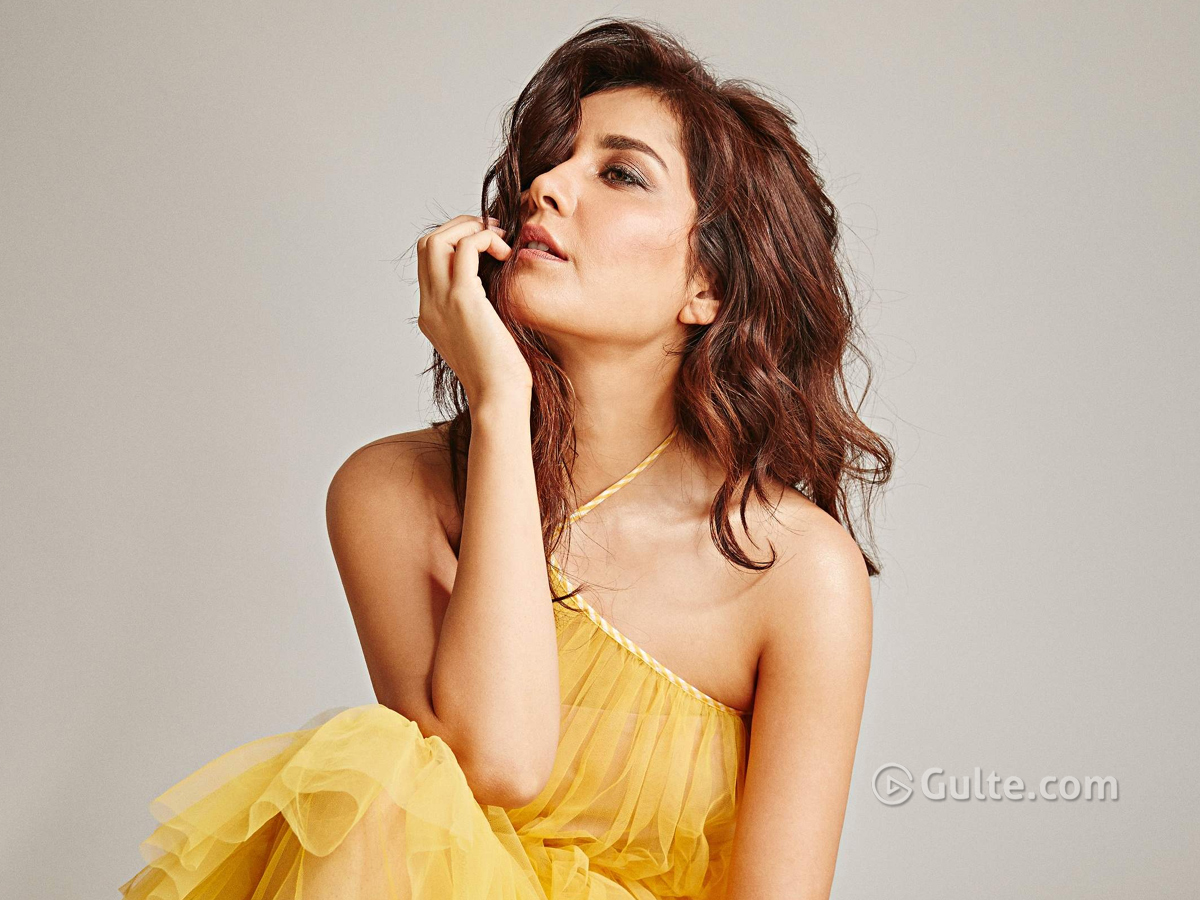Raashi Khanna talks on her first date