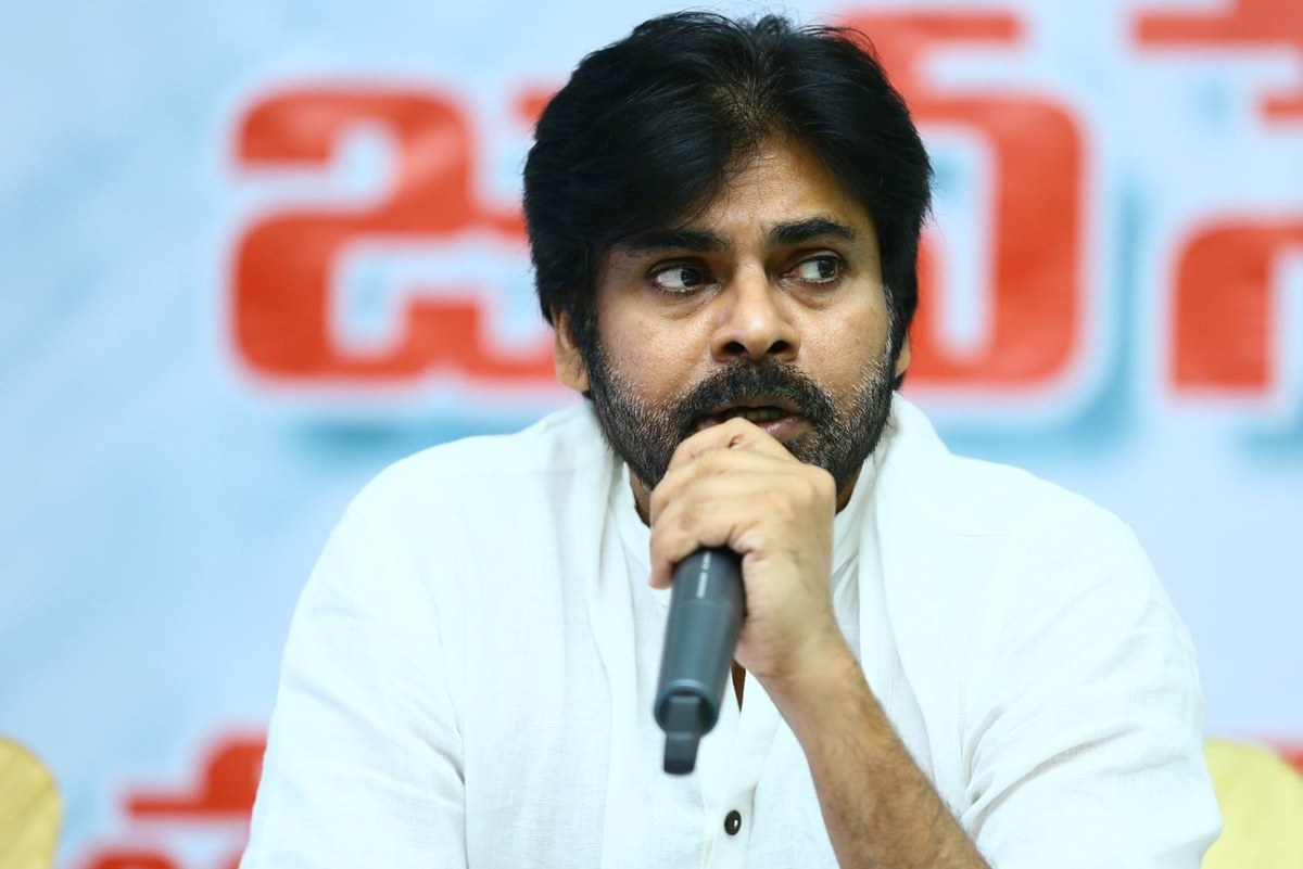 Enough is enough: Pawan's Counter to YCP